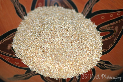 Quinoa by Laurie