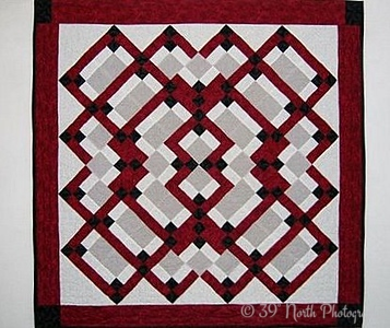Q is for Quilt by Lynn