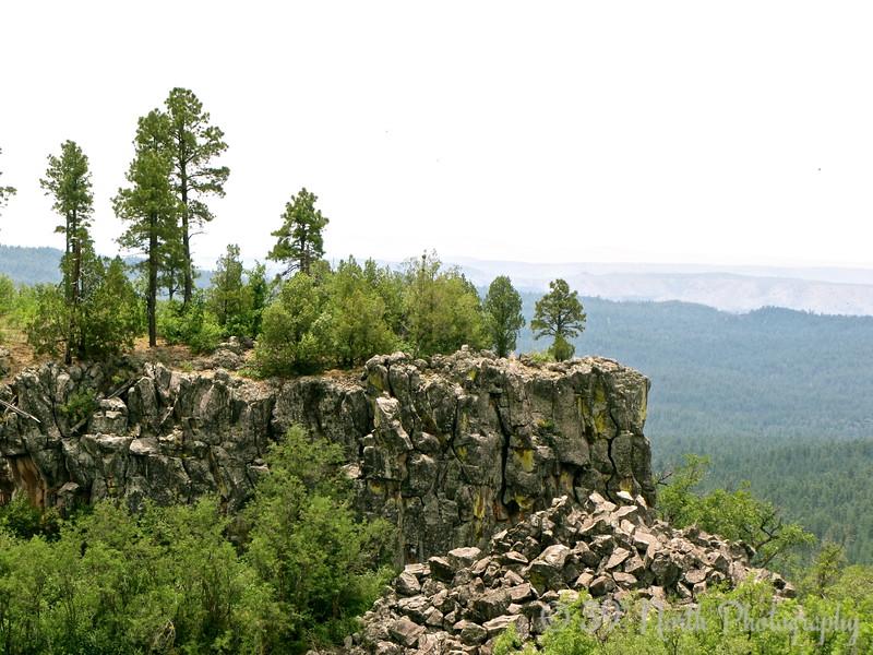 Mountain Ridge by Mikki