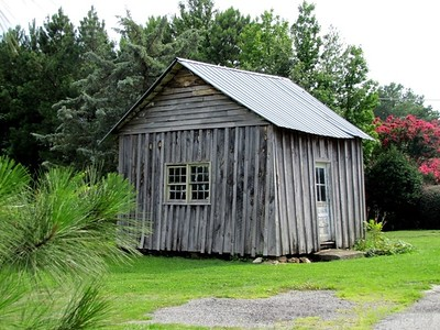 Rickety Yet Rustic by Dave