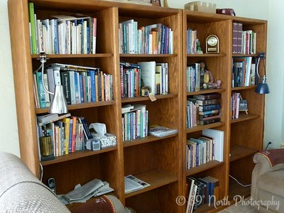 Library by Norma H.
