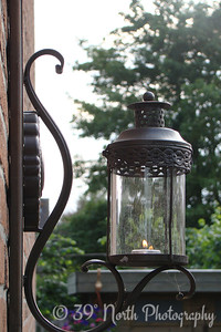 Lit Lantern by Annet H.