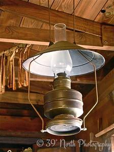 A Old Lantern by Mikki K.