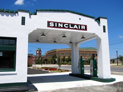 Sinclair Station by Dave