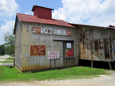 Sawnee Feed and Supply by Dave