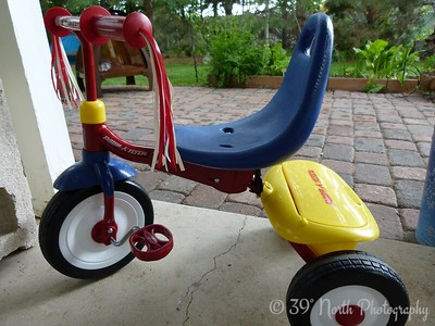 Toddler trike by Norma