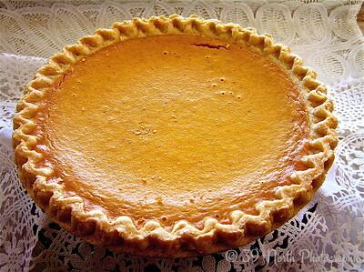 YUM! Pumpkin Pie by Mikki K.