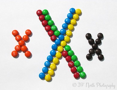 Edible X's by Dave T.