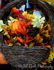 Fall home decor by Norma H.