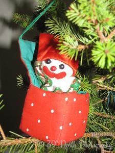 A Favorite Ornament by Nancy M.