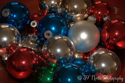 Ornaments by Laurie H.