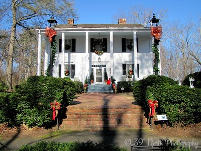 Smith Plantation, Roswell, GA by Dave T.