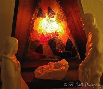 Oh, Holy Night Light by Mikki K.