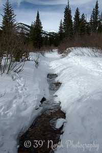 Middle Boulder Creek by Laurie H.