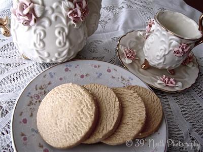 Tea Time by Mikki K.