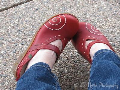 Footwear by Nancy M.