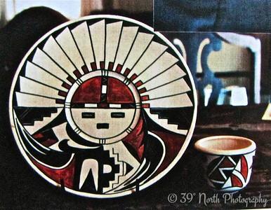 My Tawa Plate by Mikki K.