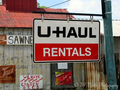 U-Haul by Dave T.