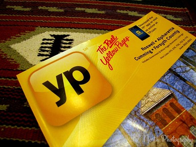 Yellow Pages by Dave T.