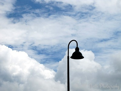 Light Post by Dave T.