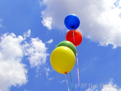 Balloons by Dave T.