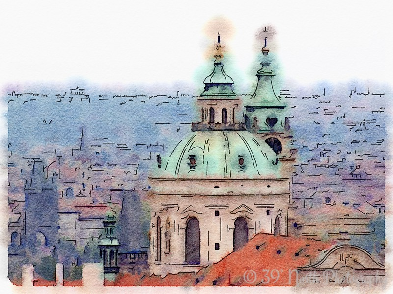 The Church of St. Nicholas - Prague, The Czech Republic