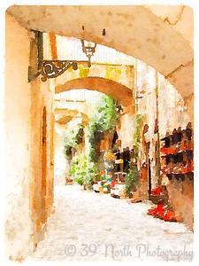 Vicolo Dei Dolci - Orvieto, Italy