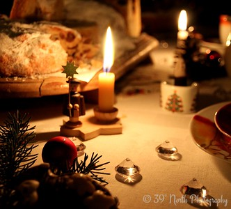 Candle Light by Verena T.