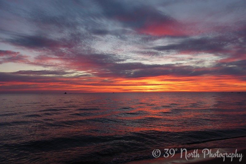 Clouds/Sky over Lake Michigan 9/27/14 by Beth B.