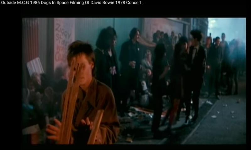 Lowenstein, R, 1986, Dogs In Space, Opening Scene, MCG, Melbourne