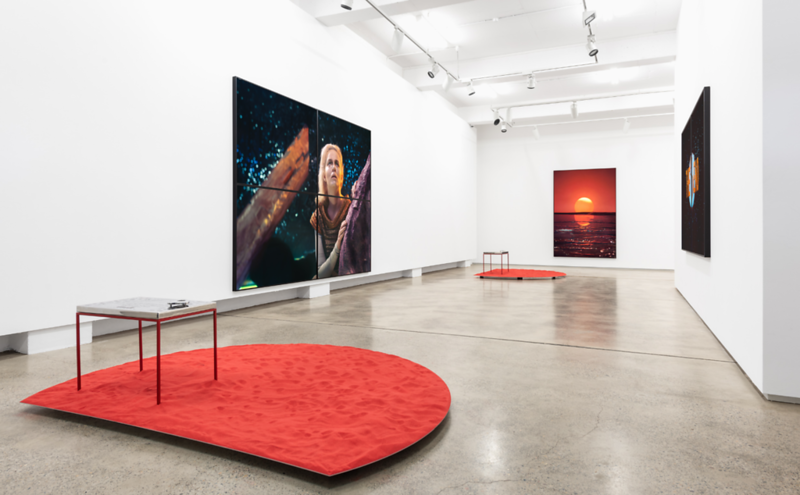 Sylvester, D 2018, Installation view, Out of Life, Sullivan & Strumf
