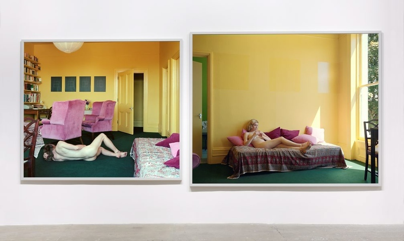 Wall, J 2013, Summer afternoons, Left 183 x 212.4 cm, Right 200 x 251.5 cm, Art Gallery of New South Wales