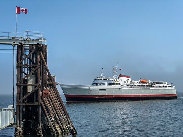 Ferry To Victoria - Vancouver Island