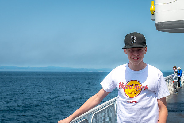 Ferry Port Angeles to Victoria Vancouver Island