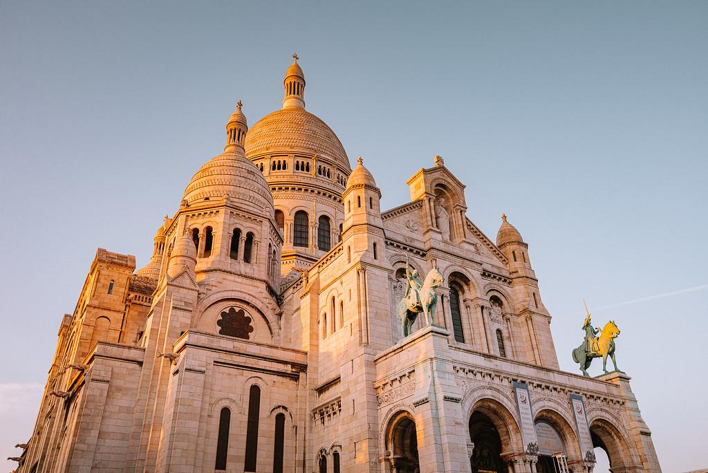 巴黎蒙馬特 Montmartre景點介紹與旅行建議 by 旅行攝影師張威廉