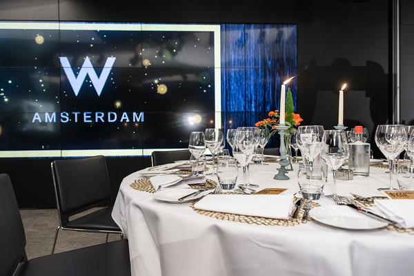 WINQ Autumn Awards | Amsterdam W Hotel Event Fotografie
