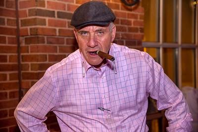 2018-Week 14 - Man smoking a cigar