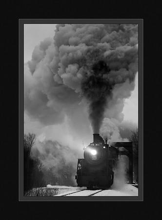 2020-Week 24 - Steam Engine at the Bridge