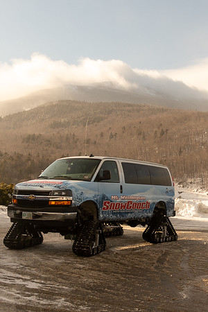 2020-Week 03 - Snow Coarch to Mt  Washington