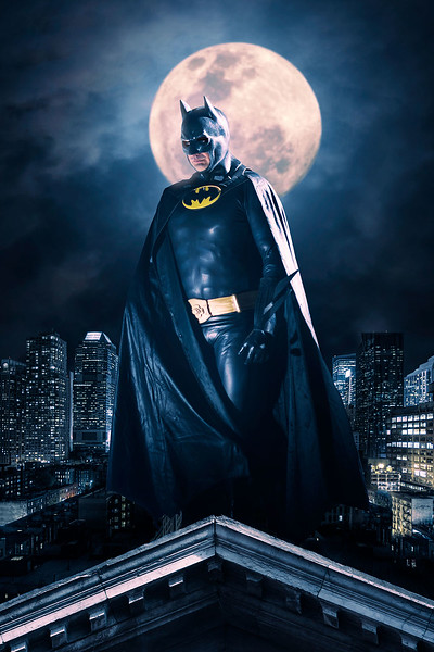 Batman Moon 2