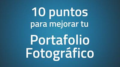 10 puntos para mejorar tu portafolio