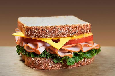 Cómo fotografiar un Sándwich
