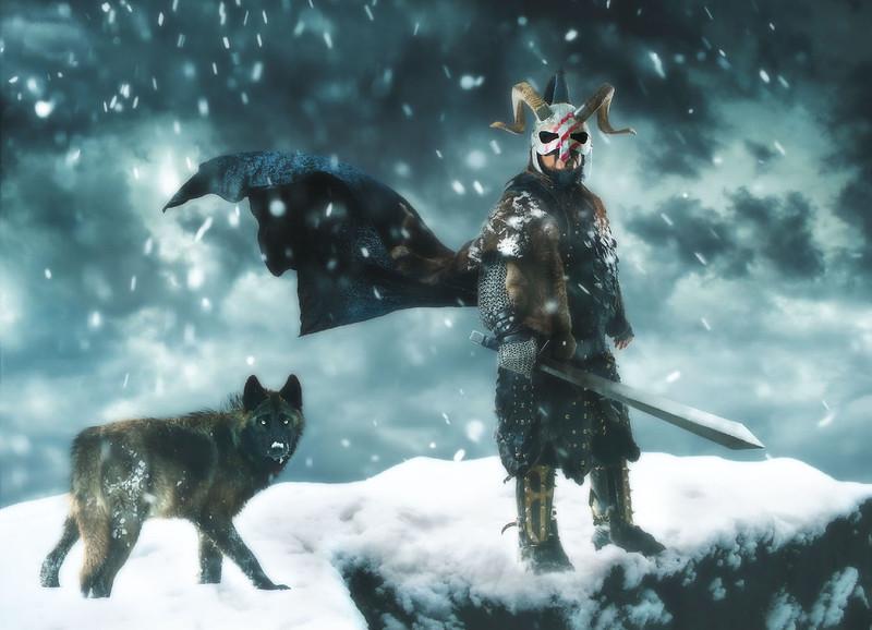 Vikingo y el Lobo