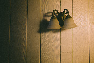 Nice shadows, and lamps.