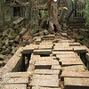Beng Mealea is almost completely unrestored.