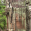 Ta Phrom is falling apart in other ways than just the tree roots.