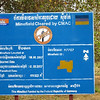 Landmines are a real problem in Camboida