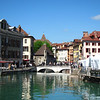 The canal in Annecy