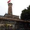 The Flag Tower in Hanoi. Built in 1812.