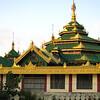 Pagoda in Nyaungshwe